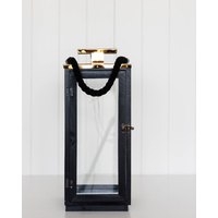 Lantern - Savannah Large - Black - 18x44