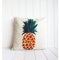 Indoor Cushion - Pineapple Summer - 45x45