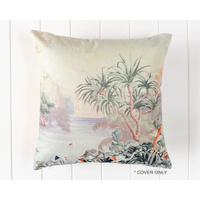 Indoor Cushion COVER - Pastel Waterfalls - 45x45