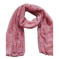 Scarf - Forest Adventure - Pink - 100x180cm
