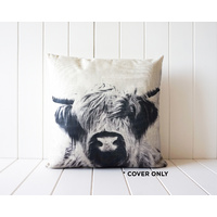 Indoor Cushion COVER - Bovine Sampson - 45x45