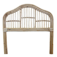 Bed Head - Kanda - Single Rattan