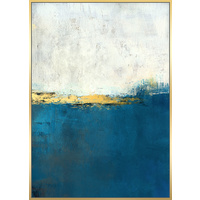 Premium Edition - Abstract Ocean View - 102 x 142