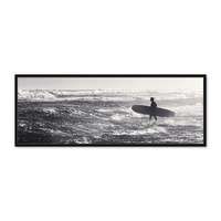 Floating Frame - Morning Surf- 160x60