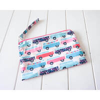 Zippered Pouch - Combie Club - 27x18 (MIN 2)