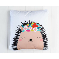Indoor Cushion - Henrietta Hedgehog - Cotton - 45x45
