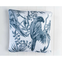 Indoor Cushion - Parrot Grey A - Cotton - 45x45