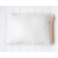 Indoor Cushion - Linen Feather Insert - Off White - 60x40