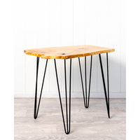 Table - Kahula Small Hand Crafted - 58x47x47