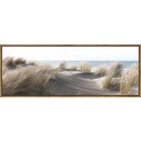 Floating Frame - Coastal Sand Dune - 160x60