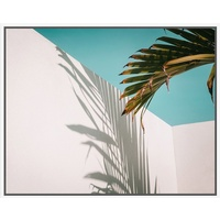 Floating Frame - Resort Palm - 100x80
