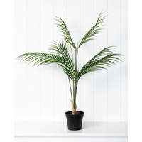 Artificial Plant - Green Fern (MIN 2)  - 70cm