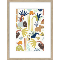 Premium Edition - Jnr. -  Jungle Fun - 60 x 80