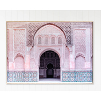 Premium Edition - Blush Doorway - 142x102
