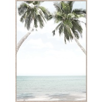 Premium Edition - Palms in Love - 62x92