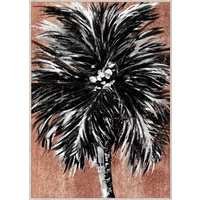 Premium Edition - Mirage Palm - Painted Embellishment - 62x92