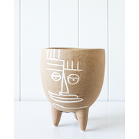 Footed Pot/Planter - Picasso - 15x18