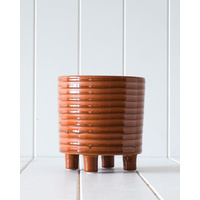 Pot/Planter - Avignon Rust - 15x15x16