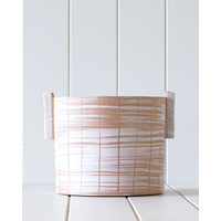 Pot/Planter - Calais Blush - 24x20x18