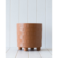 Pot/Planter - Arles Rust - 27x27x28