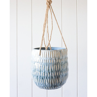 Hanging Pot/Planter - Bodrum - 17x16