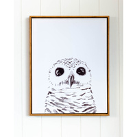 Artist Lab - Maria Harding - Harper the Owl Canvas - 40x50