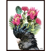 Artist Lab - Inkheart - Cockatoo Flower - 90x120