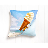 Artist Lab - JD - Ice Cream Blue - Cushion Feather Insert - 45x45