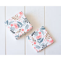 Ceramic Coaster - Spring Floral - Set 4 - (MIN 2)
