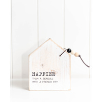 Timber Quote Box - Seagull French Fry - 12x15x5 (MIN 2)