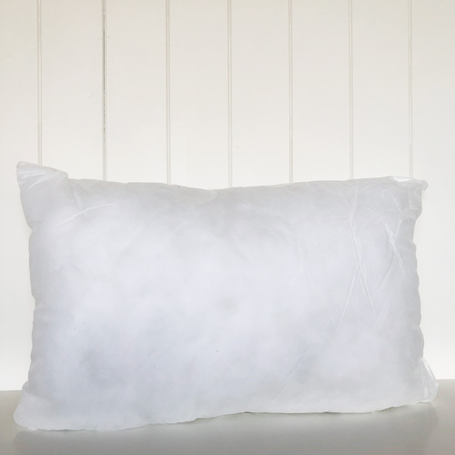 Indoor Cushion INSERT - White - Light Cover - 60x40