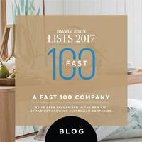 100 Fast Facts of how we made it to be a AFR Fast 100 Company